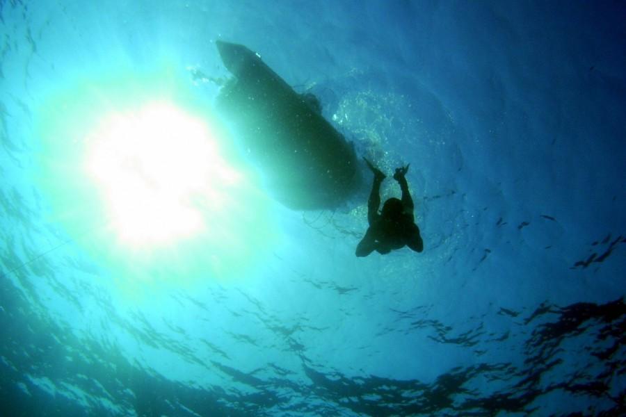02  Apnoe Freediving - Schwimmen Tauchen Tirol