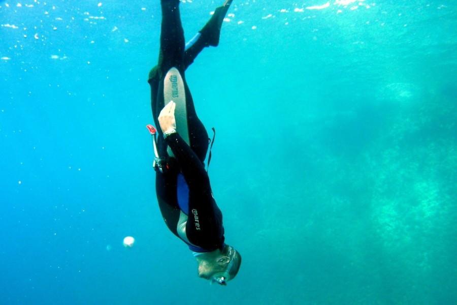 08  Apnoe Freediving - Schwimmen Tauchen Tirol