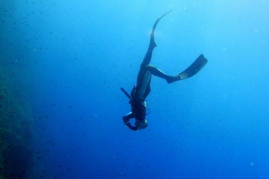 14  Apnoe Freediving - Schwimmen Tauchen Tirol