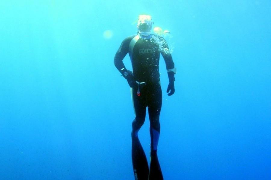 16  Apnoe Freediving - Schwimmen Tauchen Tirol