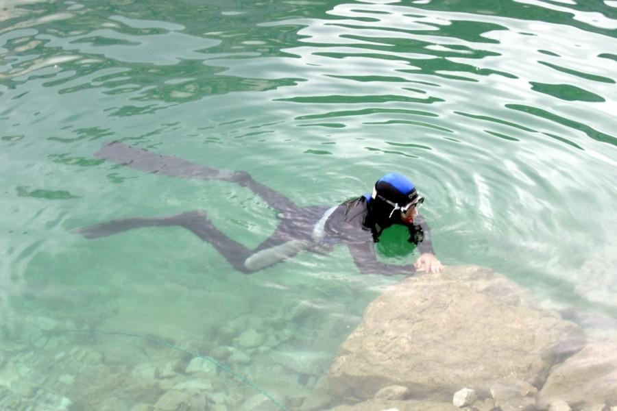 20  Apnoe Freediving - Schwimmen Tauchen Tirol