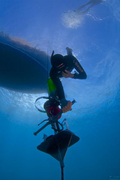 Apnoe Diving - Schwimmen Tauchen Tirol