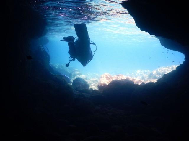 Cave Diving - Schwimmen Tauchen Tirol