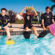 KidsFun - Schwimmen Tauchen Tirol