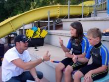 Kinder Jugendliche Tauchen - Schwimmen Tauchen Tirol