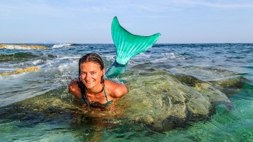 Mermaid schwimmen-7
