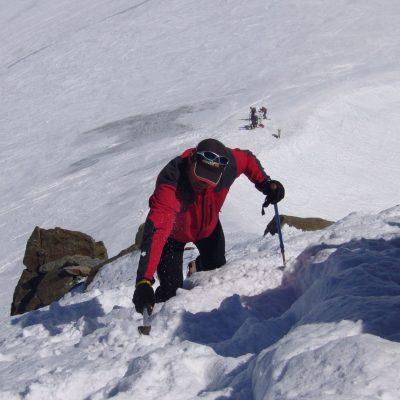 Eis Schnee klettern - Schwimmen Tauchen Tirol
