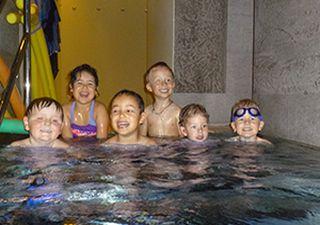 Kinderschwimmen  - Schwimmen Tauchen Tirol