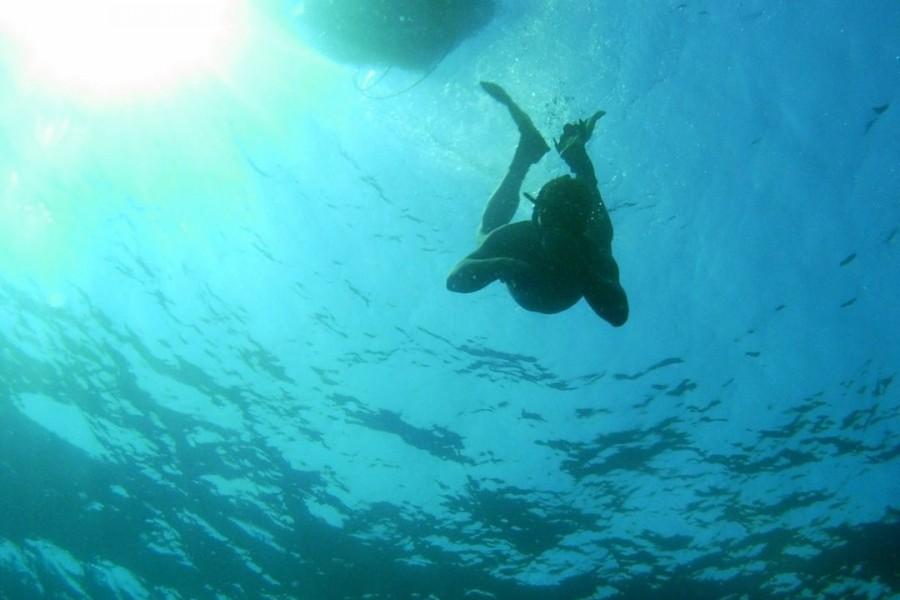 03  Apnoe Freediving - Schwimmen Tauchen Tirol