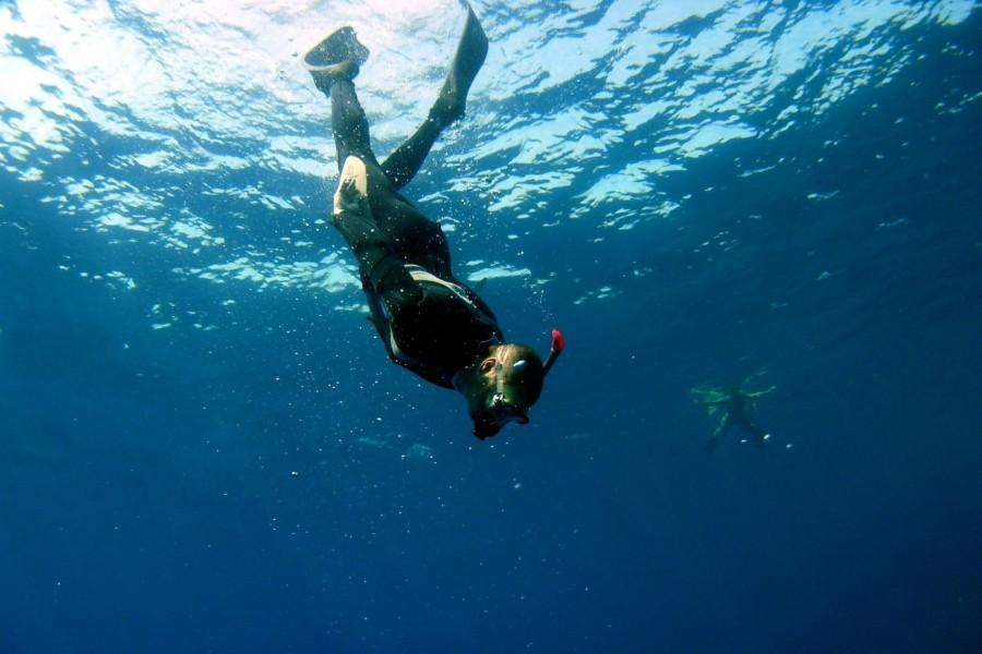06  Apnoe Freediving - Schwimmen Tauchen Tirol