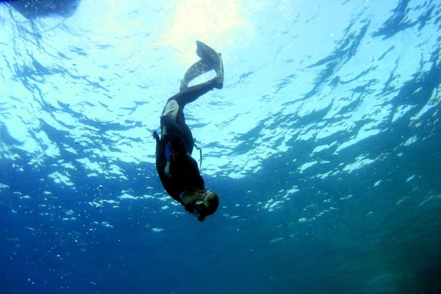 07  Apnoe Freediving - Schwimmen Tauchen Tirol