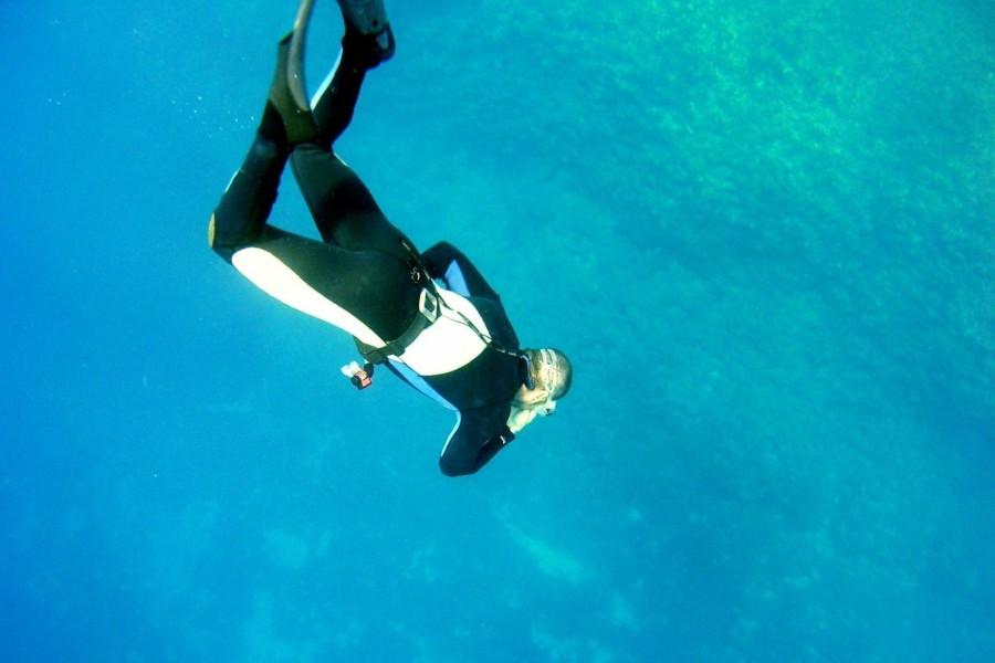 09  Apnoe Freediving - Schwimmen Tauchen Tirol