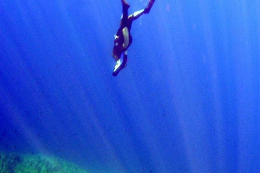 13  Apnoe Freediving - Schwimmen Tauchen Tirol