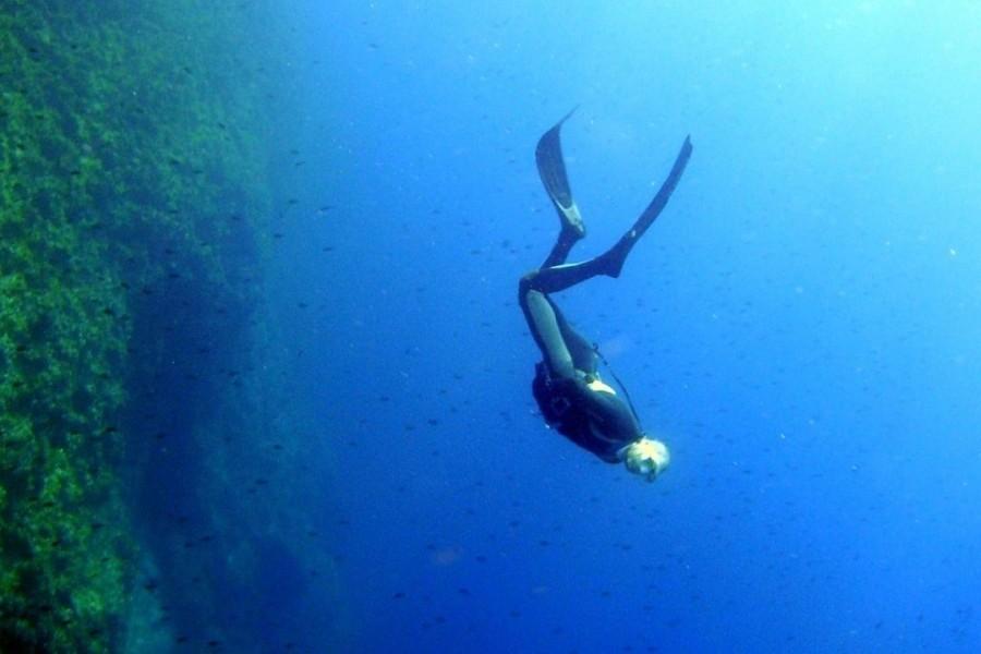 15  Apnoe Freediving - Schwimmen Tauchen Tirol