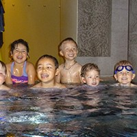Kinderschwimmen