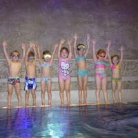 Fortgeschrittene Schwimmen